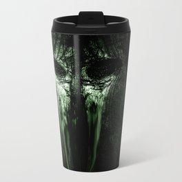 The Evil Woodboard  Travel Mug