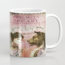 La Belle et la Bete Coffee Mug