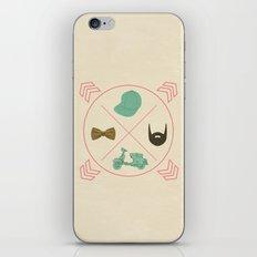 my vision della dolce vita  iPhone & iPod Skin