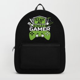Stay-at-Home Gamer Backpack