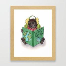 Cornie Framed Art Print