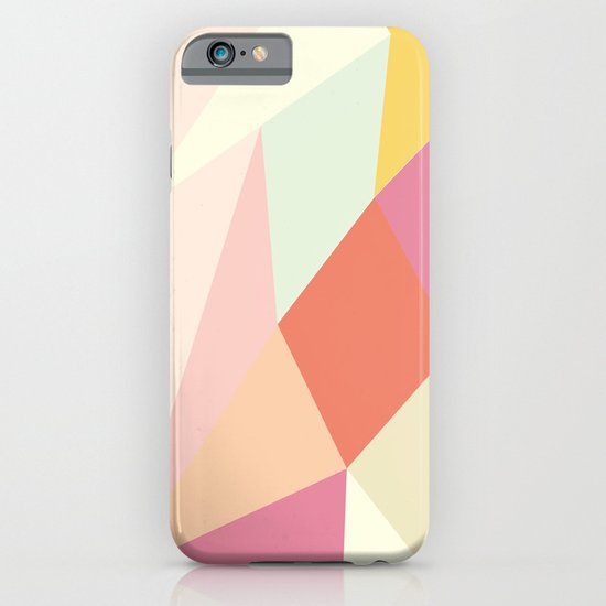 Facet I - vector iPhone & iPod Case