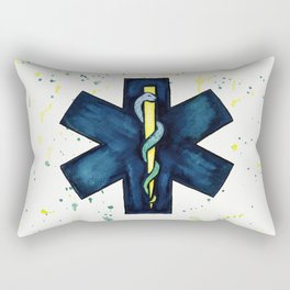 EMT Hero Rectangular Pillow