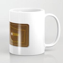 Arizona Leather Key Fob Coffee Mug