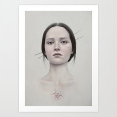 318 Art Print