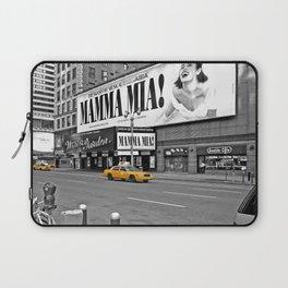 NYC Yellow Cabs Mamma Mia - USA Laptop Sleeve
