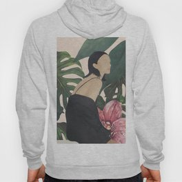 My Tropical Garden Hoody