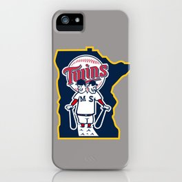 The Conjoined Twins iPhone Case