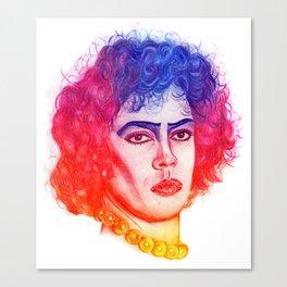 Frankie Canvas Print