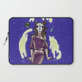 Cat's Witch Laptop Sleeve