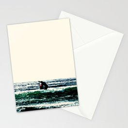 The Lone Paddler Stationery Cards