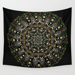 Rain Forest Energy Wall Tapestry