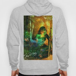 AT GAIA'S BEHEST Hoody