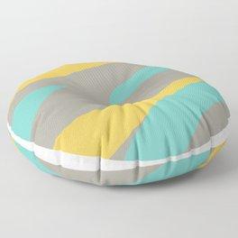 Cosmic Tiger Floor Pillow