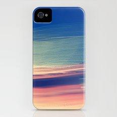 Blur//Three iPhone (4, 4s) Slim Case