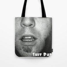 Shit Parade Tote Bag