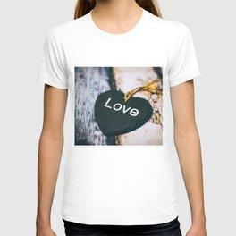 Love-heart T-shirt