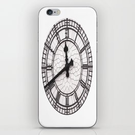The Countdown is on iPhone Skin