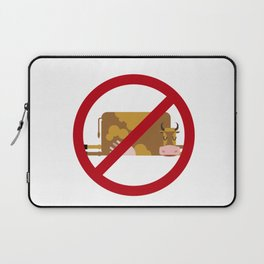 moo free Laptop Sleeve