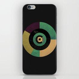 Circle Fibonacci.1 iPhone Skin
