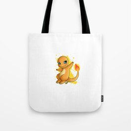 Fire Starter 1 Tote Bag