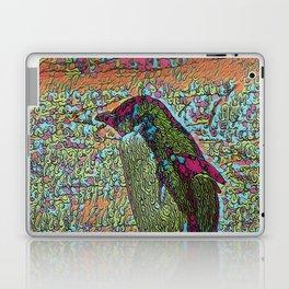 Abstract Penguin Laptop & iPad Skin
