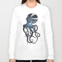 goddess Long Sleeve T-shirts featuring Goddess by Janss