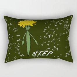 Dandeliono Character poster (STEP) Rectangular Pillow