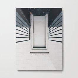 one point Metal Print
