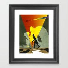 Hammertime! Framed Art Print