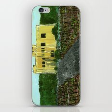 Sand Castle Winery iPhone & iPod Skin