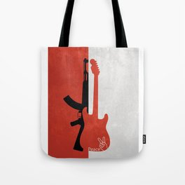 """""""War is over if you want it"""" Tote Bag"""