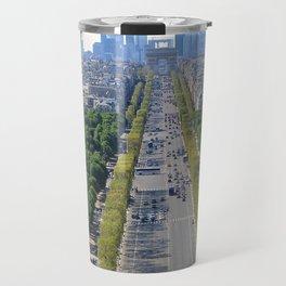 Avenue des Champs-Élysées Travel Mug