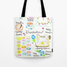 Grandmothers Tote Bag