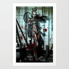 The Sweet Suffering Art Print