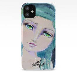Dreamer by Jane Davenport iPhone Case