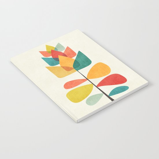 Spring Time Memory Notebook