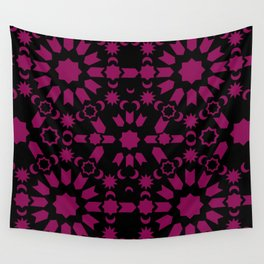 Gothic Arabesque Wall Tapestry
