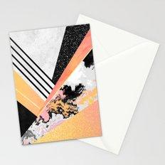 Geometric Summer Stationery Cards