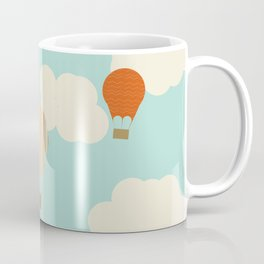 Away We Go Coffee Mug