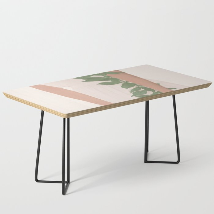Holding on to a Branch Coffee Table