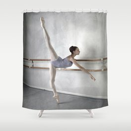 Penchee Shower Curtain