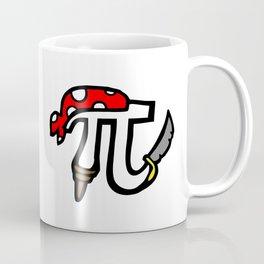 Pi Pirate Coffee Mug
