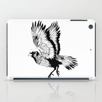sparrow iPad Cases featuring Sparrow by akreon