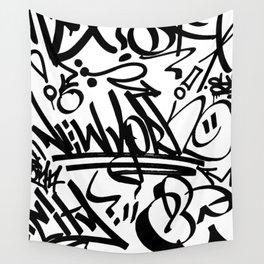 NY Street Wall Tapestry