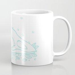Vitam Mortem -Bird Skull Coffee Mug