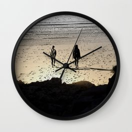 WANDER Wall Clock