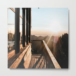 Lookout Metal Print