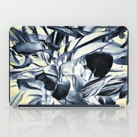 serenity iPad Cases featuring Serenity by Geni