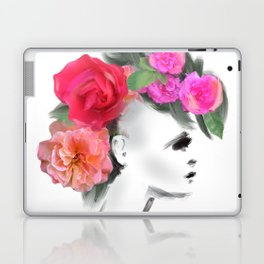 Belle Mohican Laptop & iPad Skin